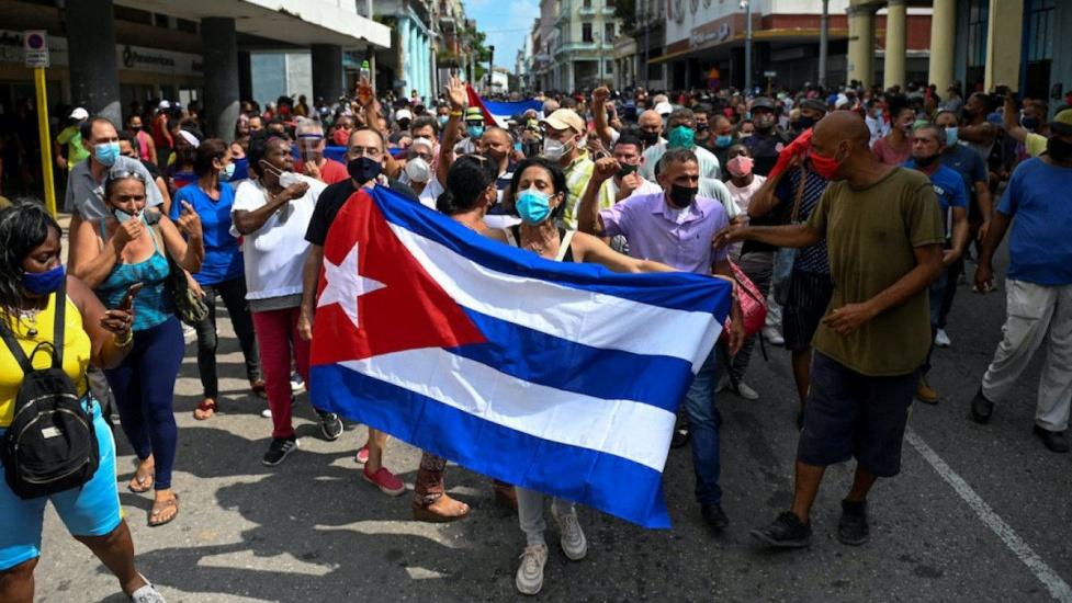Activistas cubanos anuncian marcha pacífica al 15 de Noviembre en un pulso al Gobierno