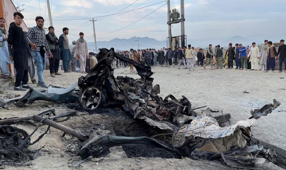 Un atentado deja 80 muertos en Afganistán en plenas operaciones contra el Estado Islámico