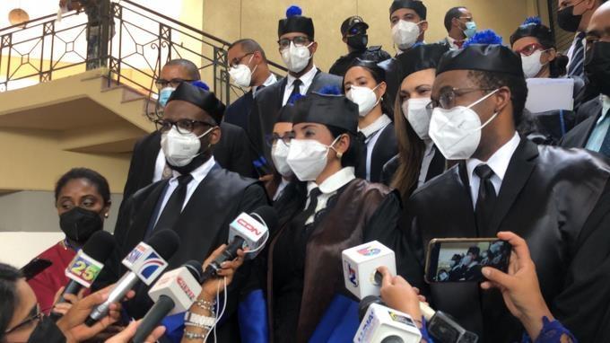 Dictan prisión preventiva a 21 de los 23 encartados en caso Falcón