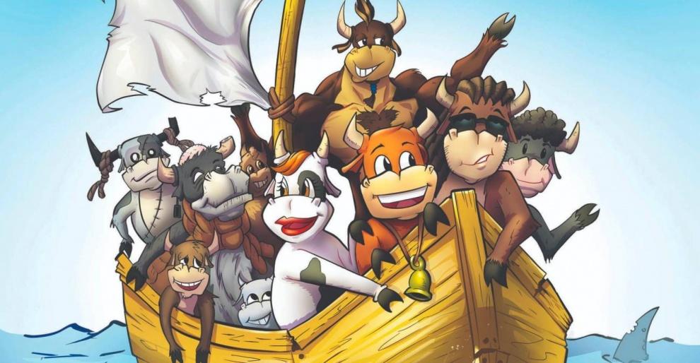 """El cómic dominicano """"Las Vacanas"""" ya está disponible en Amazon"""
