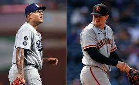 Urías contra Webb en un juego sin mañana entre Dodgers y Gigantes; serie divisional